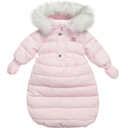 5d8562a211bd Ralph Lauren - Baby Girls 2 Piece Pink Snow Bag