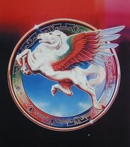 Steve Miller Band Album Covers Pegasus Horse Steve