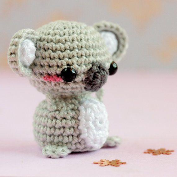 Mini Amigurumi Pug Free Crochet Pattern   móhu   570x570