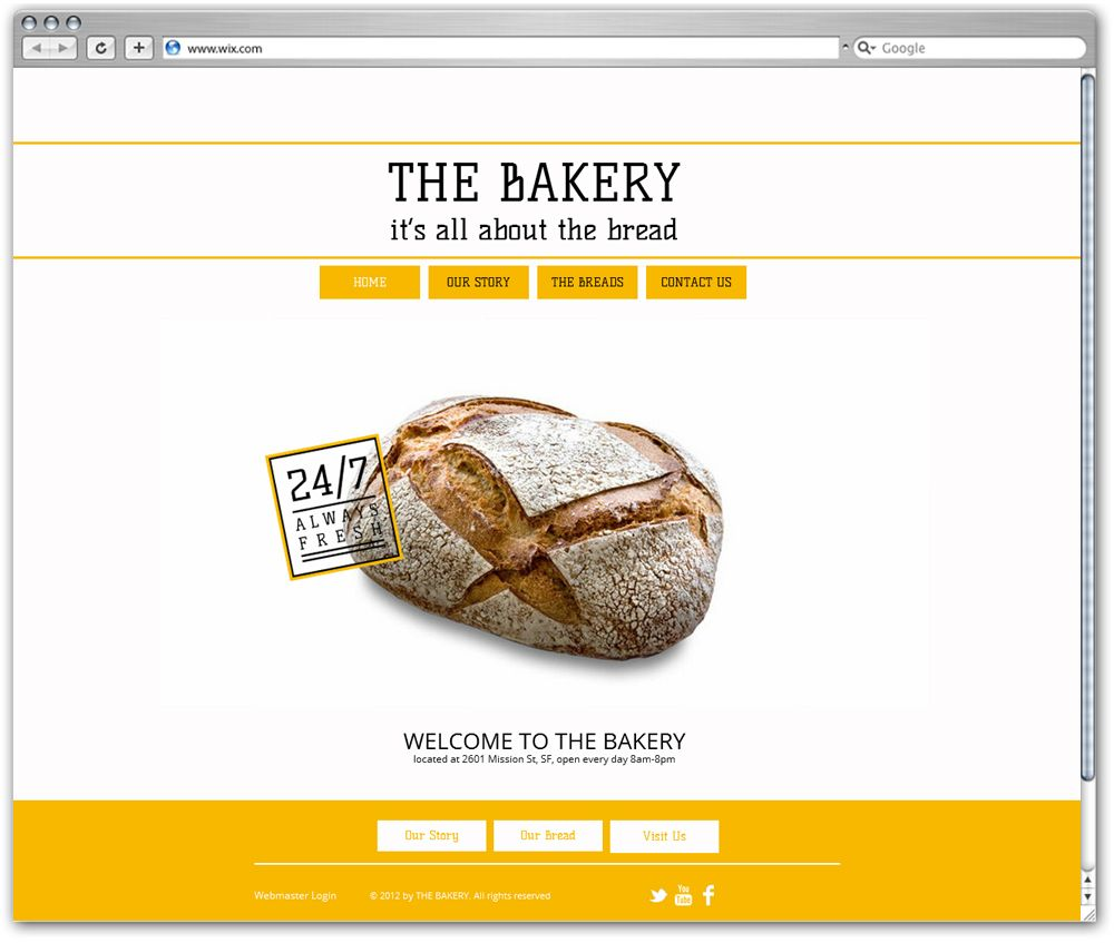 Designing A HTML5 Website? See How Wix Users Are
