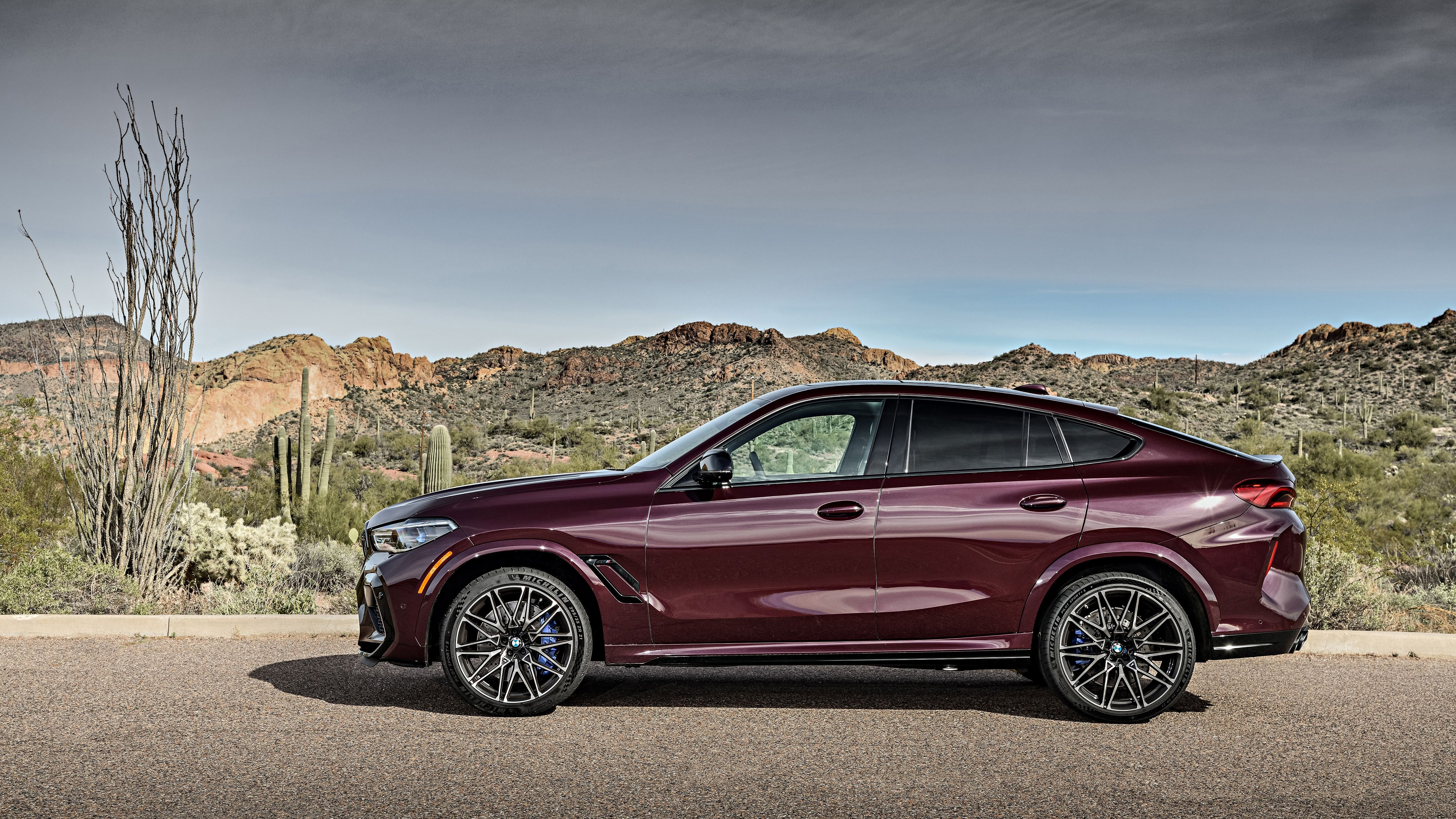 Bmw X6 M Competition 2020 V 2020 G