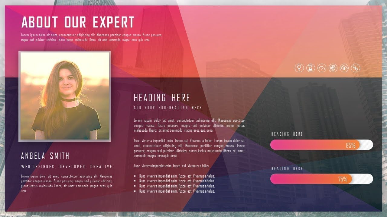 How To Design CV Resume About Expert