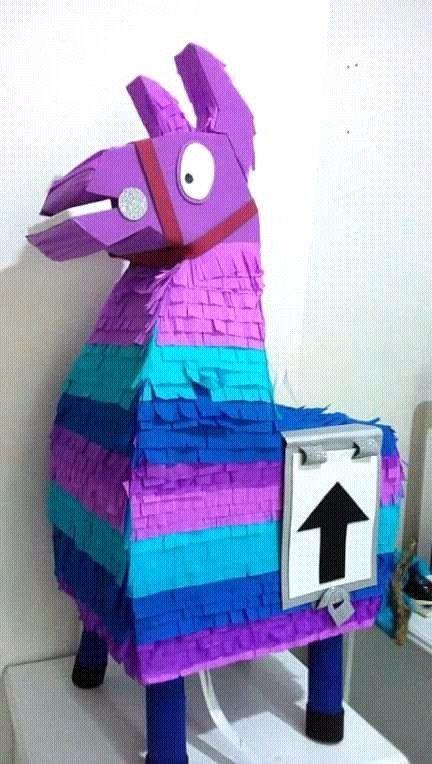 Fornite Loot Llama Party Pinata