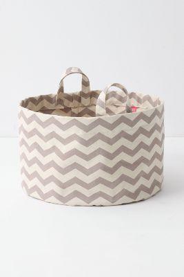 Mountain Peaks Bath Basket / Lovell