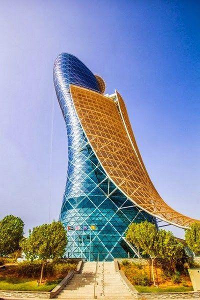 (Futuristic Architecture #5)