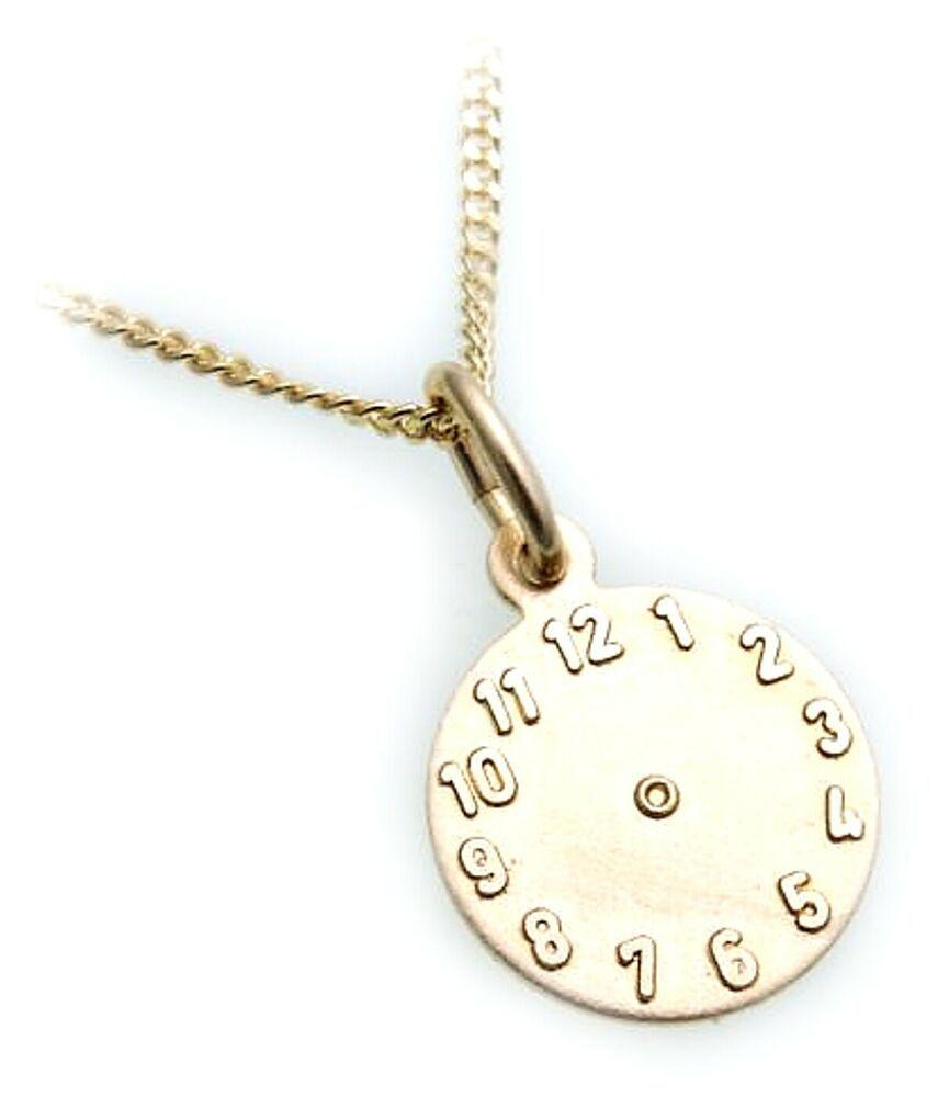 Kinder Schutzengel Echt Gold 333 mit Namen Gravur und Kette Silber 925 vergoldet