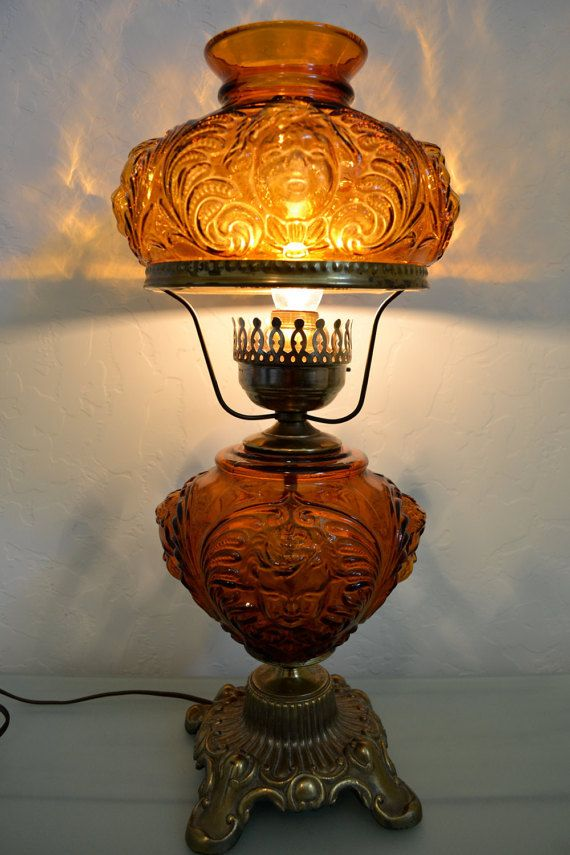 Your Place To Buy And Sell All Things Handmade Hurricane Lamps Lamp Vintage Lamps