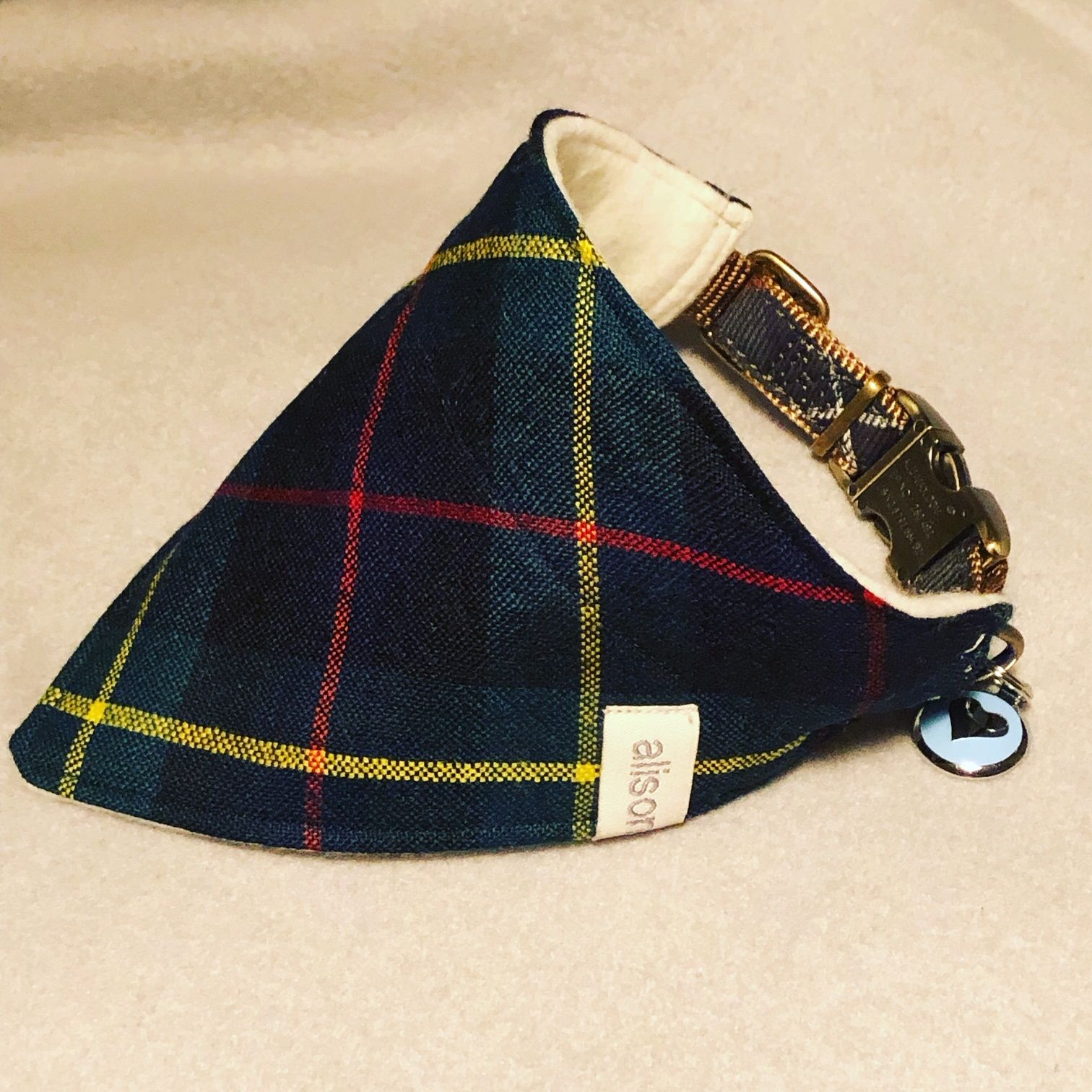 barbour bandana for dogs