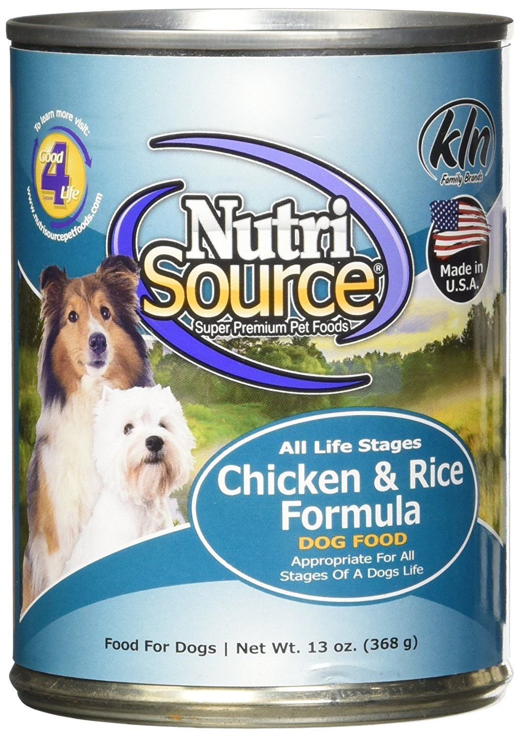 Tuffys pet food 131300 tuffy nutrisource 12pack chicken