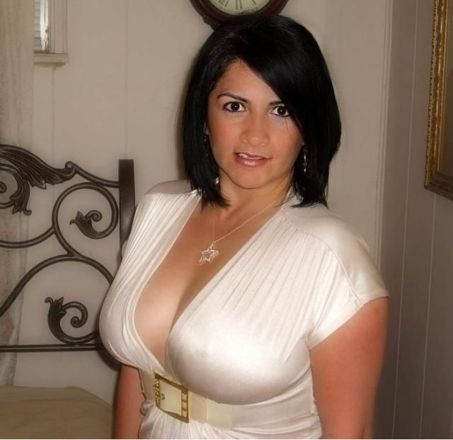 Mature brunette wife