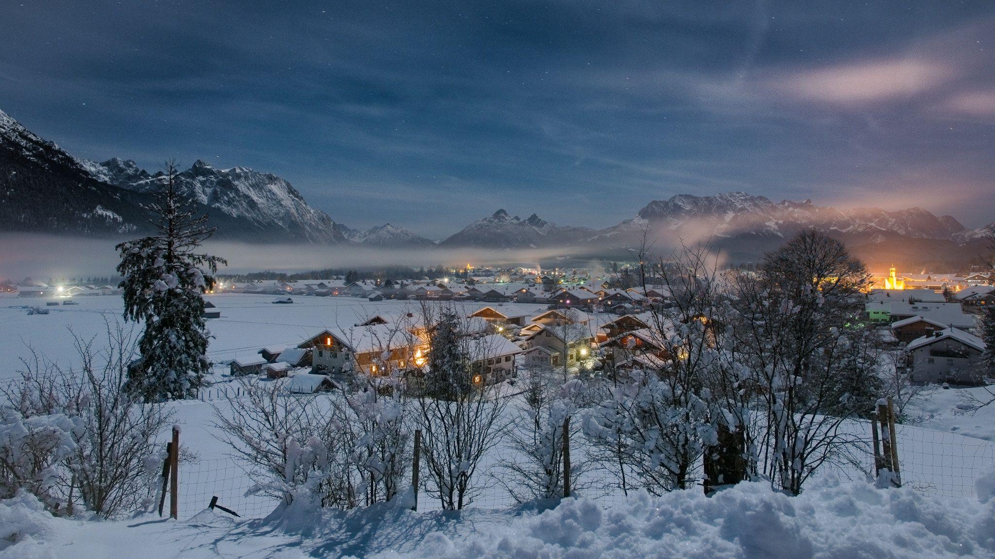 Winternight's by Andreas Kleucker on 500px