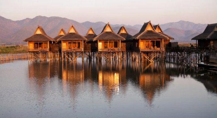 23 крутых 'плавающих' дома для спокойствия и умиротворения