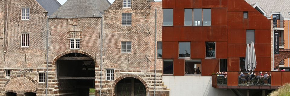 Hotel Hertogenmolens Aarschot - gezellig hotel in een oude watermolen.  Rondom aarschot zijn heel wat toffe wandelpaden.