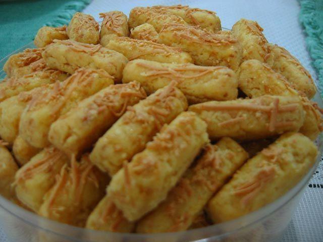 Recipe Of Kastengel Cookies Recipes Food Receipes Snack Recipes