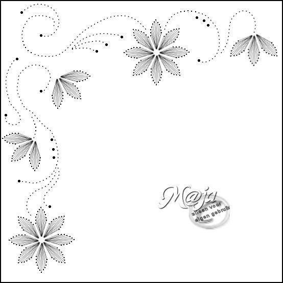 Défi de juillet   cestitke seme   Pinterest   String art, Embroidery ...