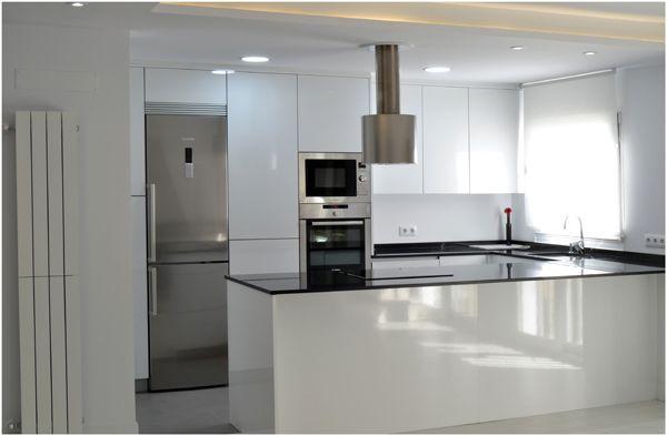 Cocina Coeco, espectacular resultado al mezclar los muebles de ...