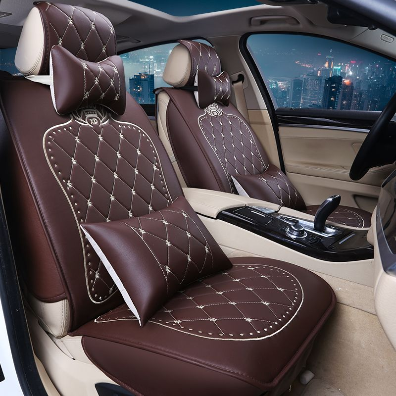 5 Car Seat Cover Environmental Durability Of Spring And Summer Autumn And Winter Seasons Products All Seasons Car Seats Car Seat Cushion Interior Accessories