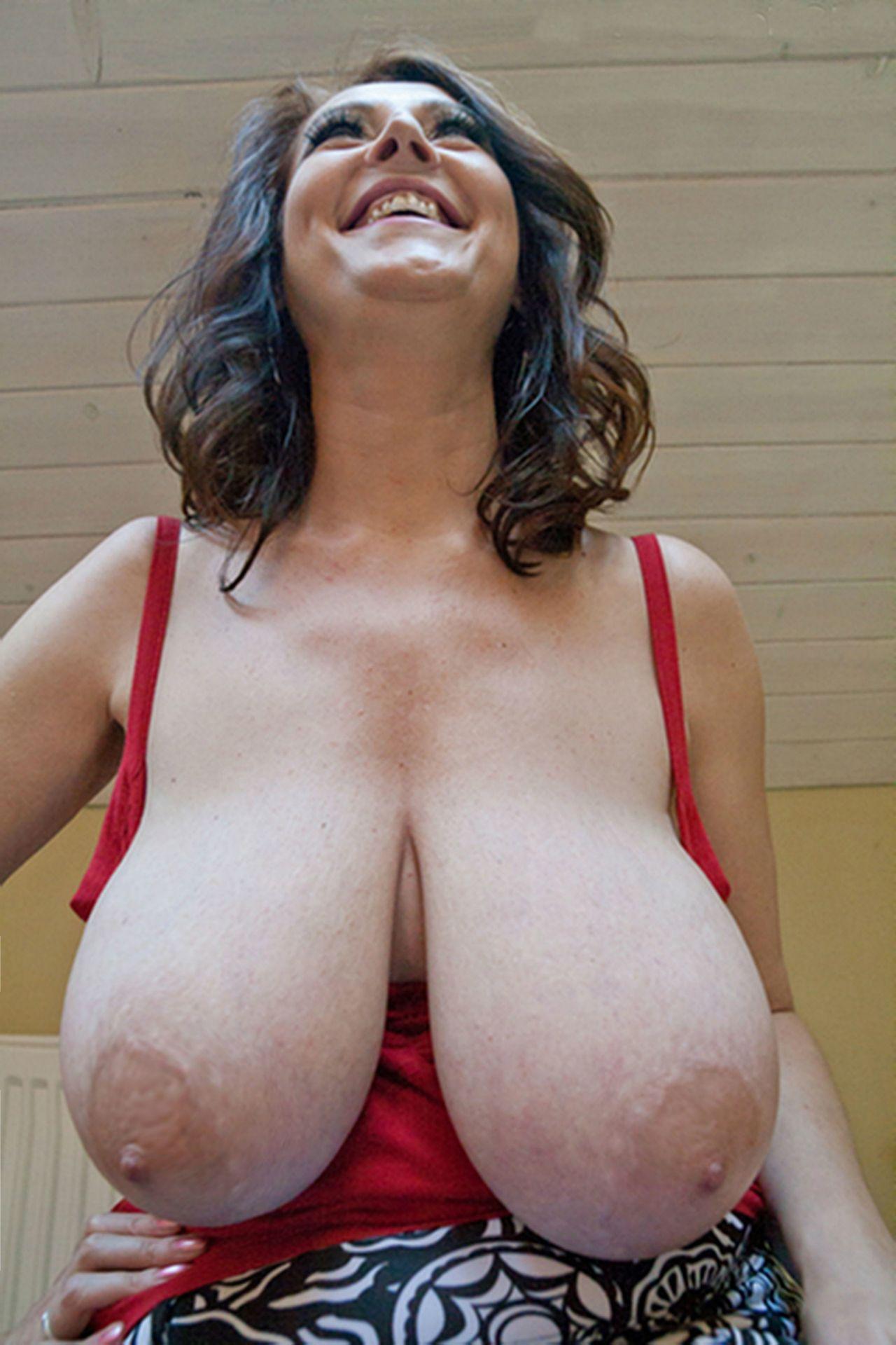 pregnant ass tits