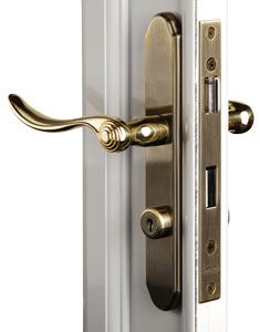 34684 Hardware Jpg Storm Door Larson Storm Doors Storm Door Locks