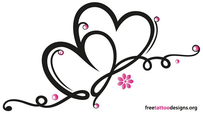 Feminine Tattoos Tattoo Designs For Girls And Women Little Heart Tattoos Feminine Tattoos Tattoo Designs For Girls
