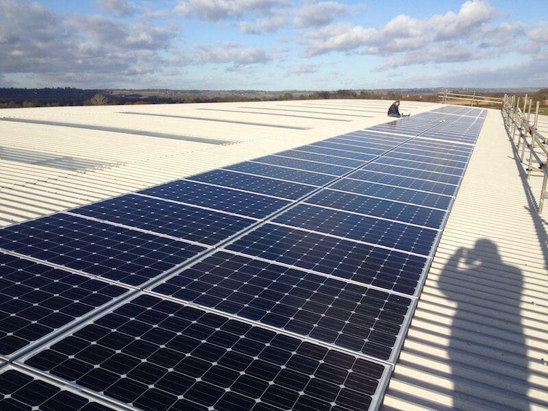 Solar Pv Marden Kent Claygate Building Solar Pv Solar Solar Installation