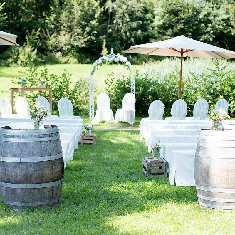 Outdoor Wedding Trauung Im Freien Romantisch Hof Steffen Bielefeld Freie Trauung Im Garten Trauung Im Freien Hochzeit Im Freien Outdoor Hochzeit