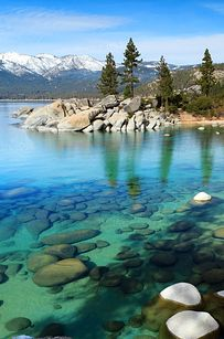 Tahoe City California Tahoe City Lake Tahoe Usa Travel Destinations
