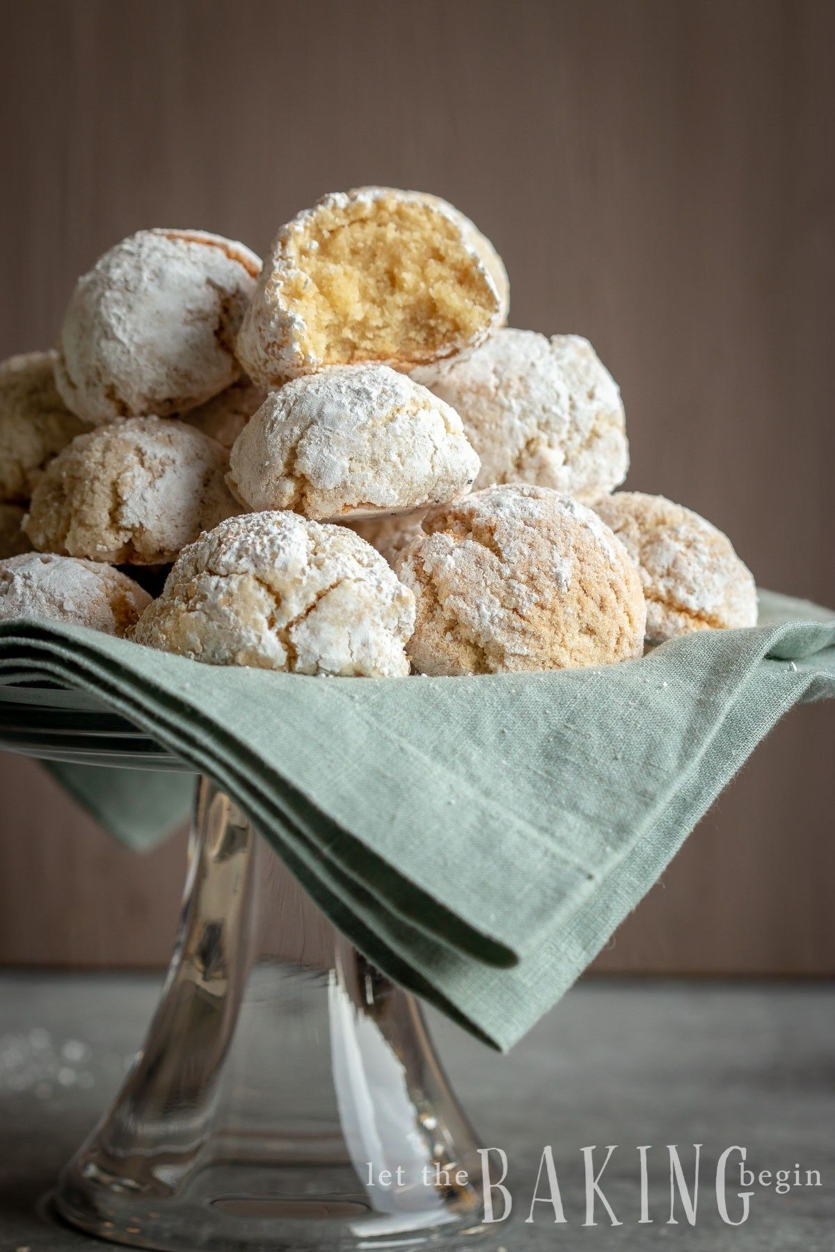 Amaretti Cookies Are Small Gluten And Dairy Free Confections That