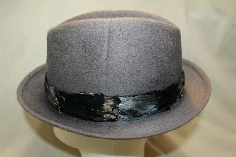 b8ae8e2366b65 Vintage Dark Gray Stetson