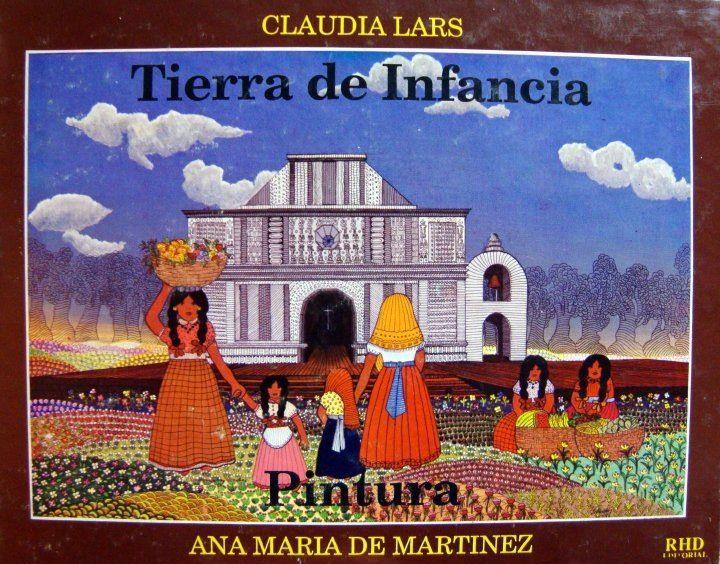 Libro Ilustrado Por Ana Maria Con Poemas De Claudia Lars