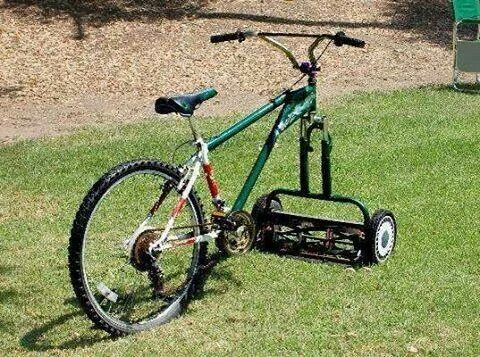 Best lawnmower ever??
