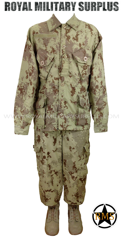 Combat Uniform - CF Converged Design - CADPAT (Arid Regions) - 134 ... db0c6480dbc2