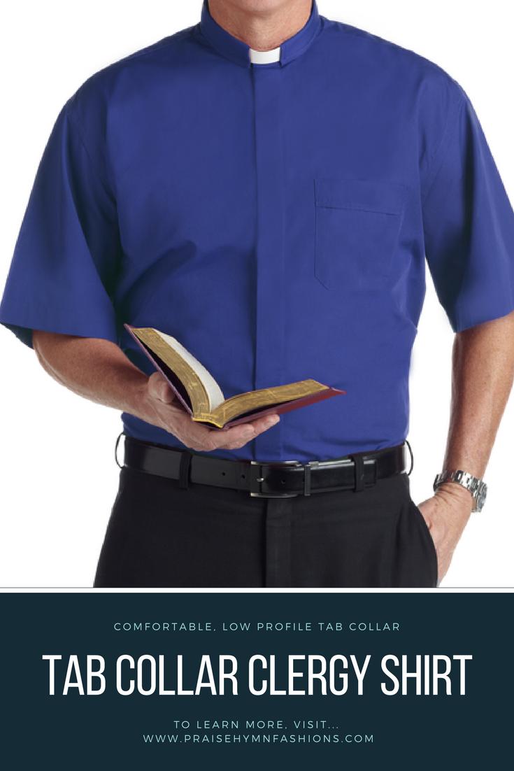 Royal Tab Collar Clergy Shirt Sm 116 This Great Looking Long