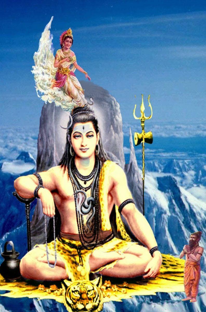 Goddess Gangagoddess Kaveriindian Goddess Kaverifree Download