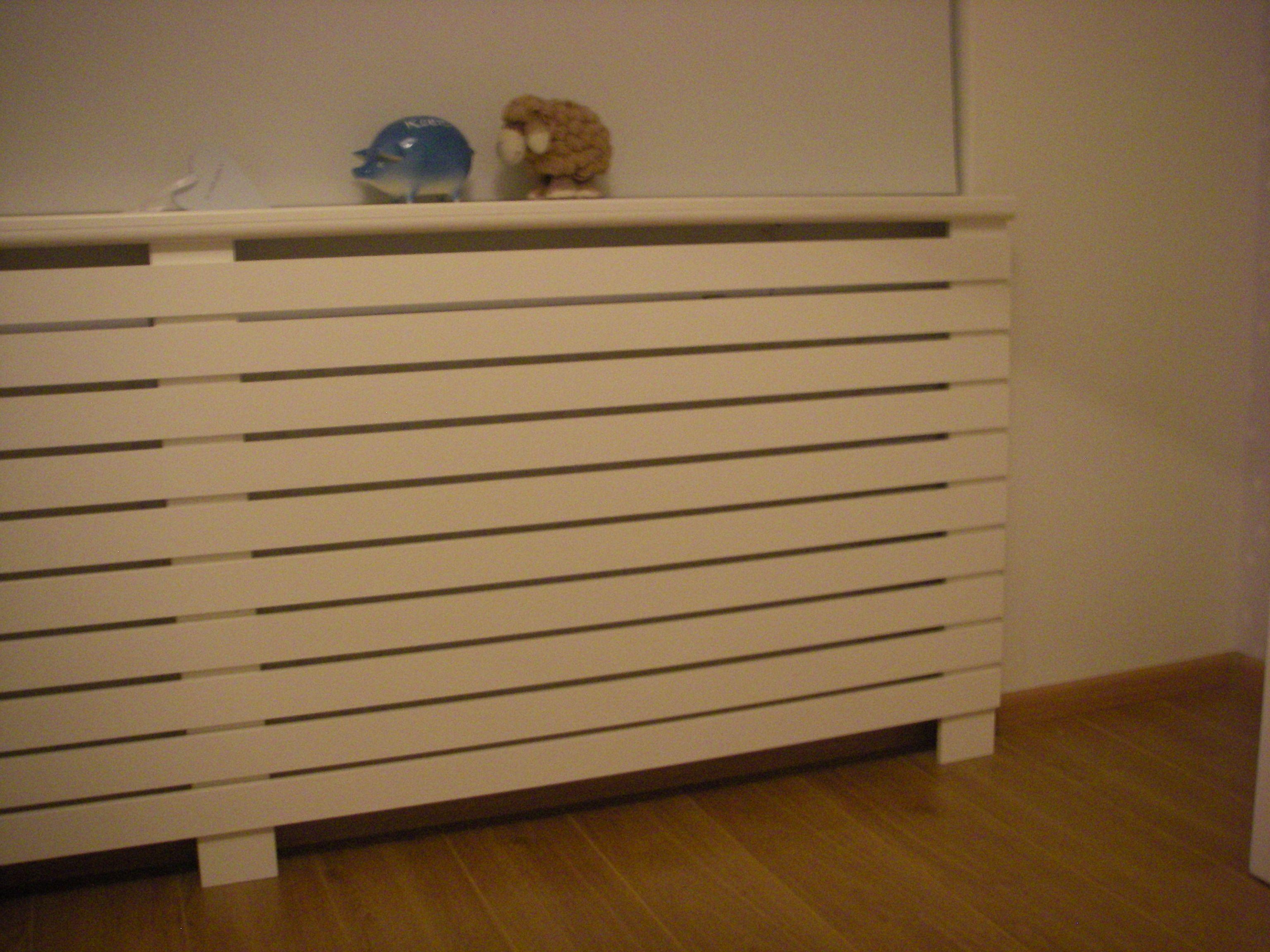 Radiator Slaapkamer Meubels : Radiator ombouw slaapkamer zoontje made by me