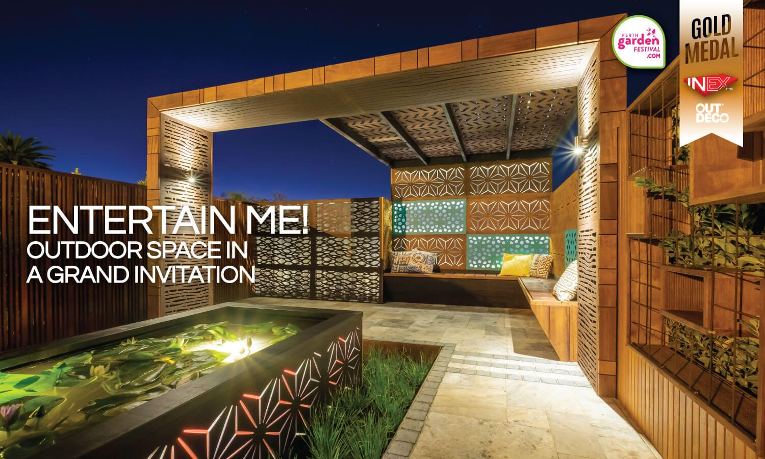 OUTDECO_Perth_Garden_Show_Outdoor_Architectural_Screens · Outdoor Privacy  ScreensYard ...