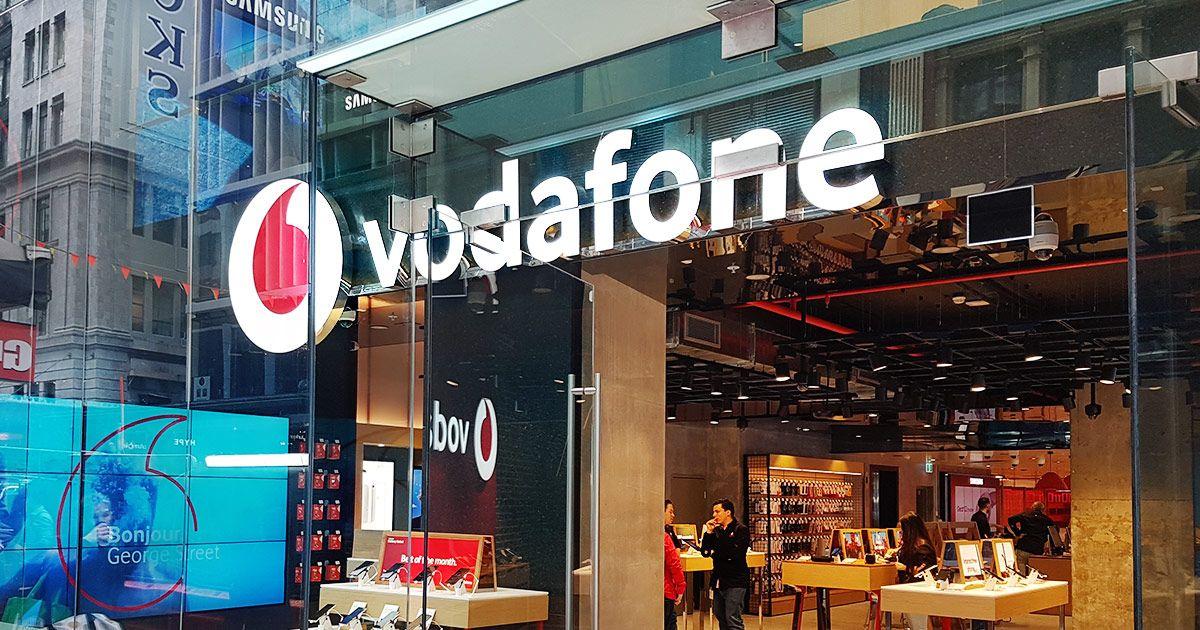 Vodafone is a Huge Google Cloud Win Comm