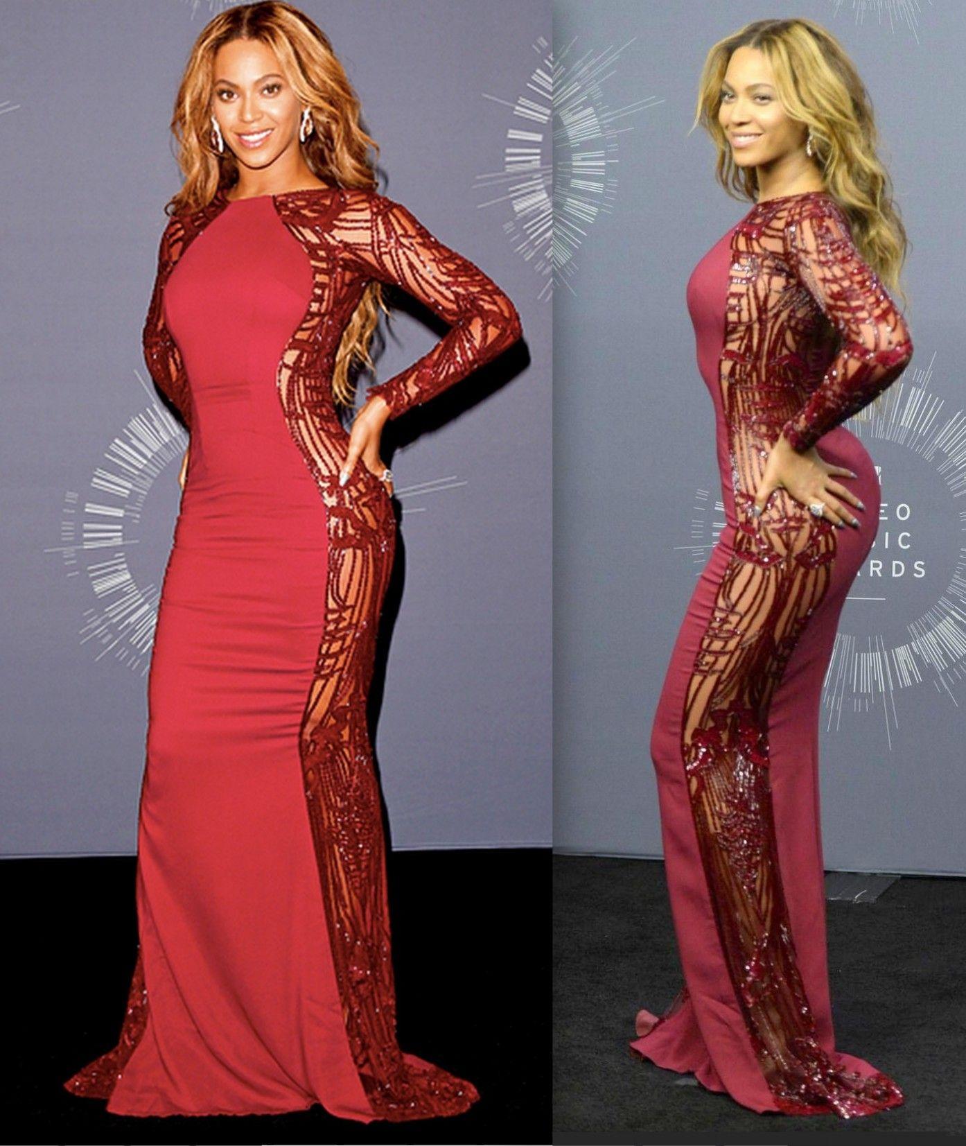 Zuhair Murad 2015 Grammy Beyonce Weddind Dress Formal Dresses Long Dresses