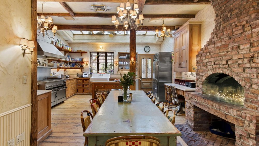 The man behind many a hip downtown restaurant (Balthazar, Cherche Midi) is trying, once again, to offload his stunning West Village townhouse.