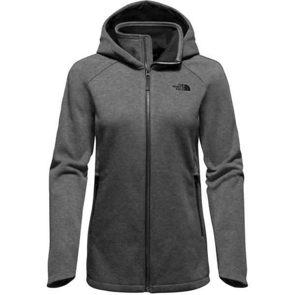 ae8628c2f6a The North Face Women s Far Northern Hoodie ( 179) ❤ liked on Polyvore  featuring tops