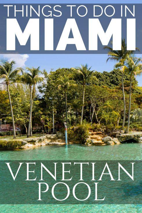 Top 25 Things To Do In Miami Florida Travel South Beach Miami