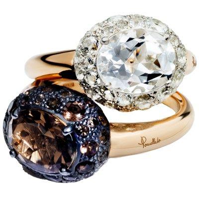 sito web per lo sconto a basso costo accogliente fresco pomellato rings 2015 | Pomellato gioielli: anelli e collane della ...