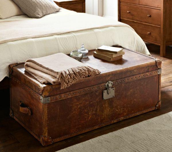 40 Idées Pour Le Bout De Lit Coffre En Images Bedrooms