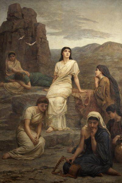Edwin Longsden Long Art Historical Art Classic Paintings