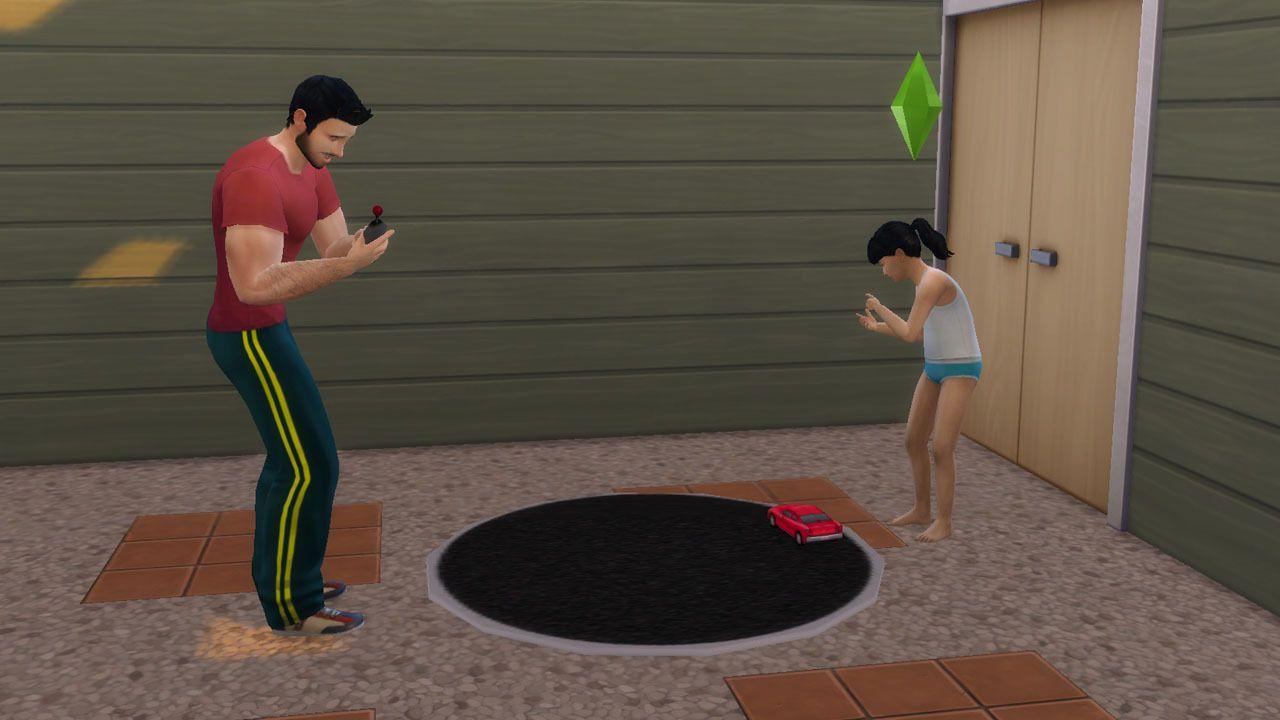 KSimbleton's Sims 4 Blog necrodogmtsands4s Functional