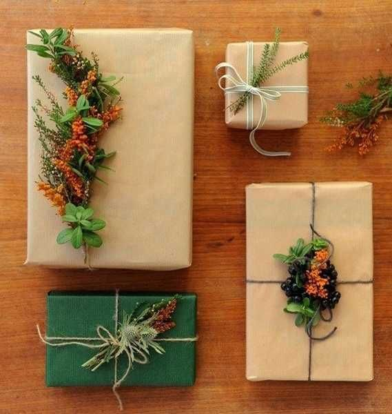 handmade gift box decorations