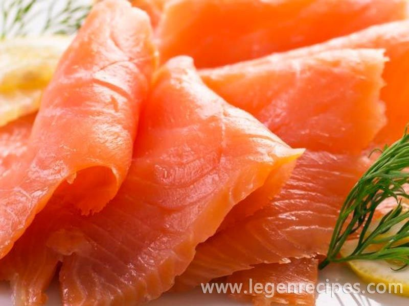 How to avoid mistakes in buying salted salmon