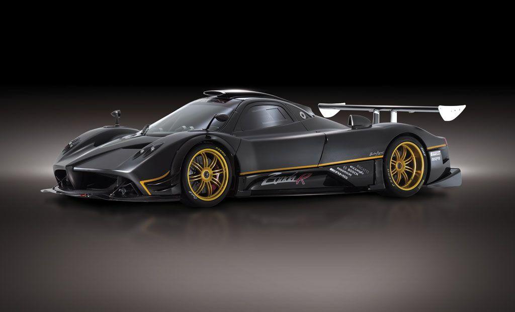 Pagani Automobili Zonda Zonda R Autos That Cost Huge Vol