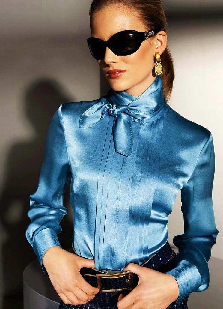 модные блузки, женские рубашки фото | Женские блузки ...