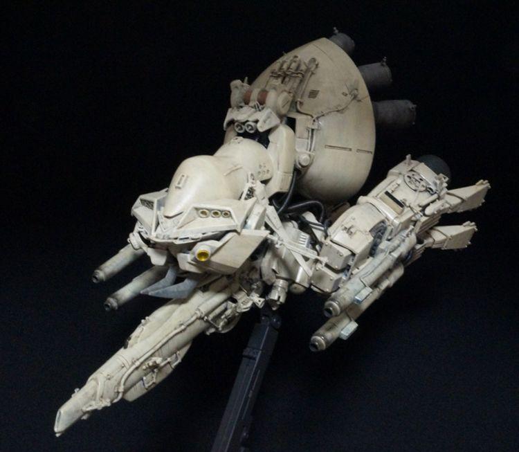 ジャンクプラント » 宇宙攻撃機「大王具足蟲」